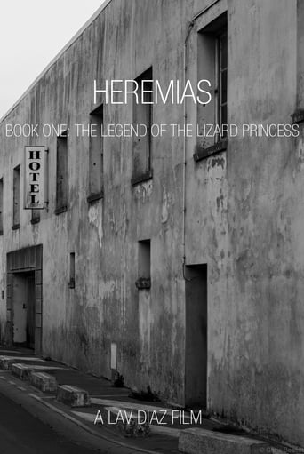 Heremias (Book One: The Legend of the Lizard Princess) stream