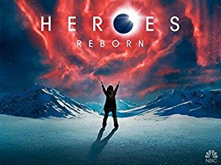 Heroes Reborn [Omu] stream