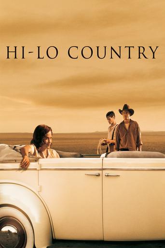 Hi-Lo Country stream