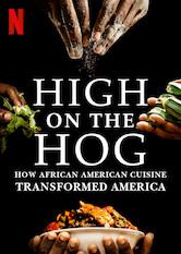 High on the Hog: Wie die afroamerikanische Küche Amerika veränderte Stream