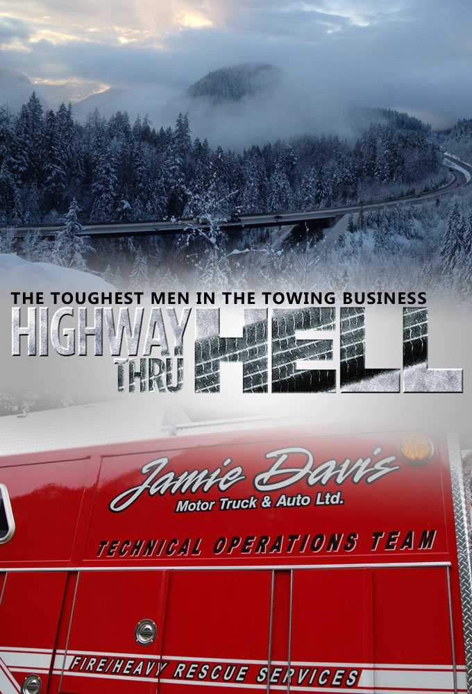 Highway Thru Hell: Extremrettung in Kanada stream