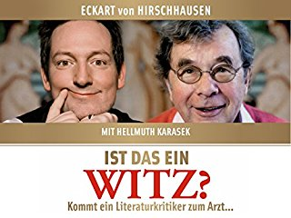 Hirschhausen und Karasek ? Ist das ein Witz? - stream