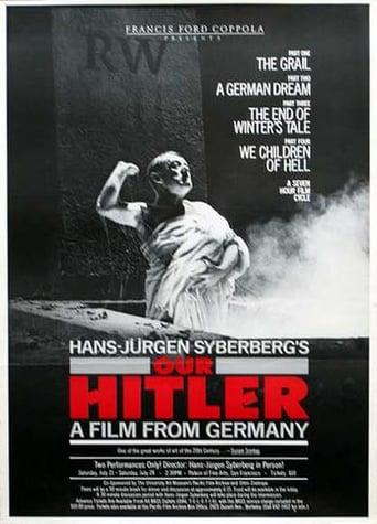 Hitler – ein Film aus Deutschland Stream