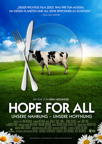 Hope For All: Unsere Nahrung, Unsere Hoffnung stream
