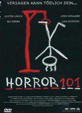 Horror 101 stream