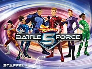 Hot Wheels: Battle Force 5 - stream