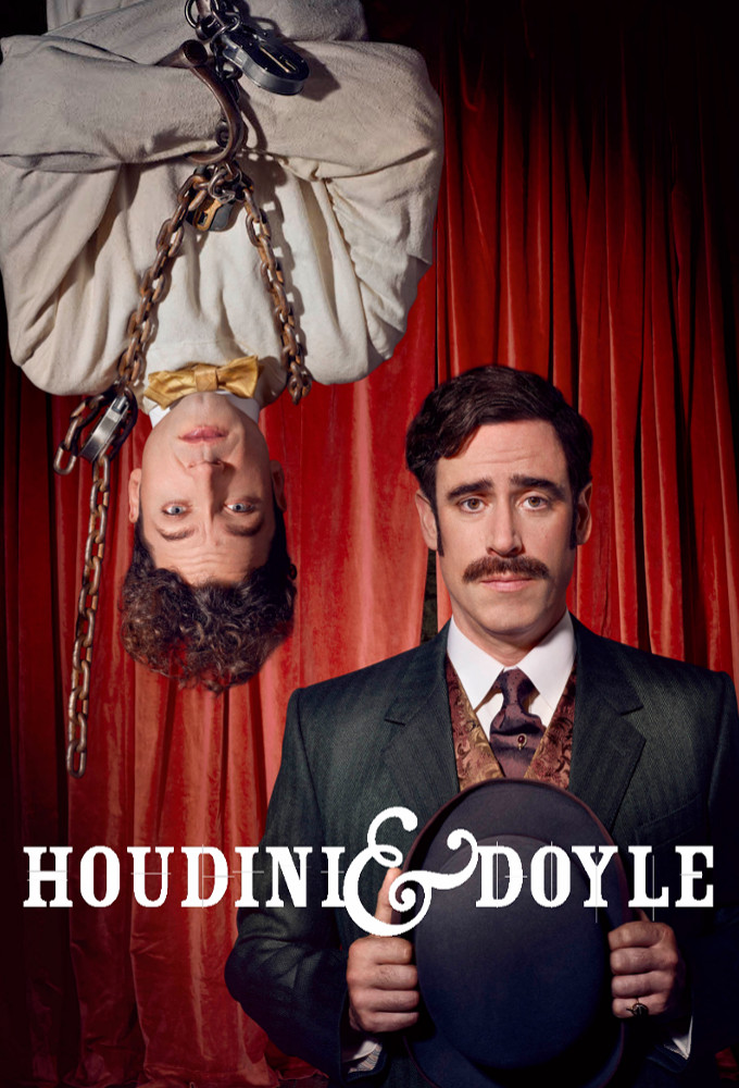 Houdini and Doyle stream