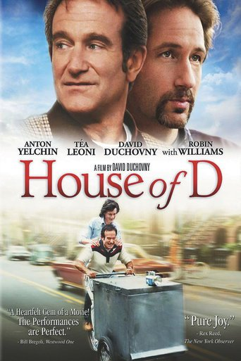 House Of D stream