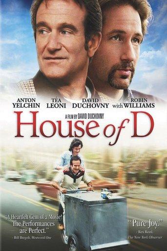 House Of D stream