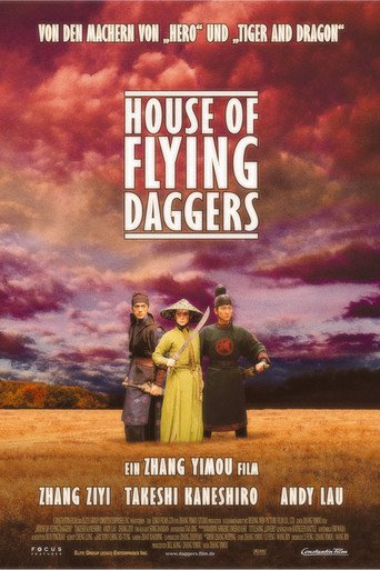 House of flying Daggers stream