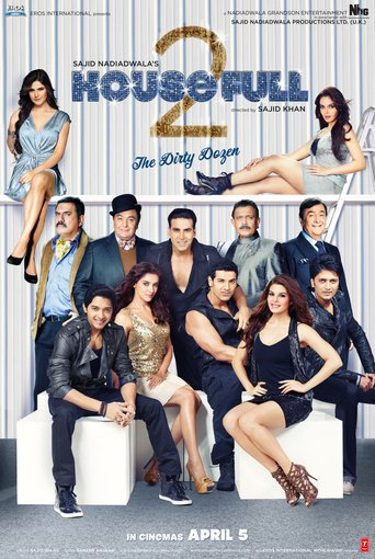 Housefull 2 stream