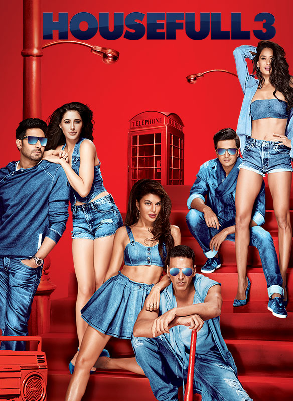 Housefull 3 stream