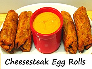 How to make Cheese Steak Egg Rolls stream