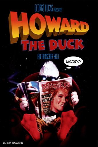 Howard, ein tierischer Held Stream