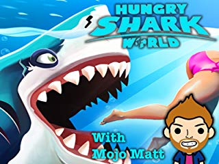 Hungry Shark World With Mojo Matt stream