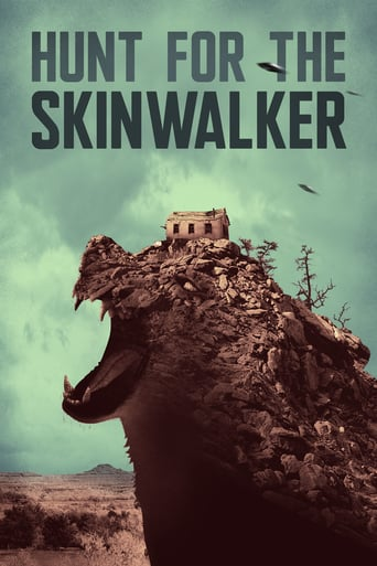 Hunt for the Skinwalker stream