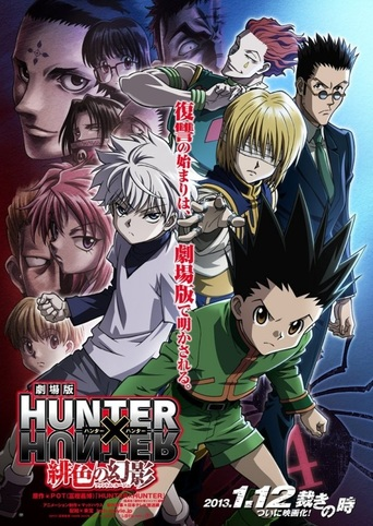 Hunter x Hunter: Phantom Rouge Stream
