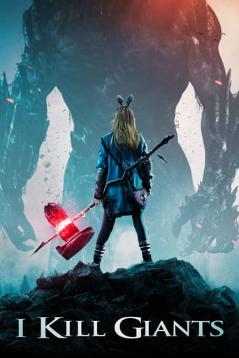 I Kill Giants Stream