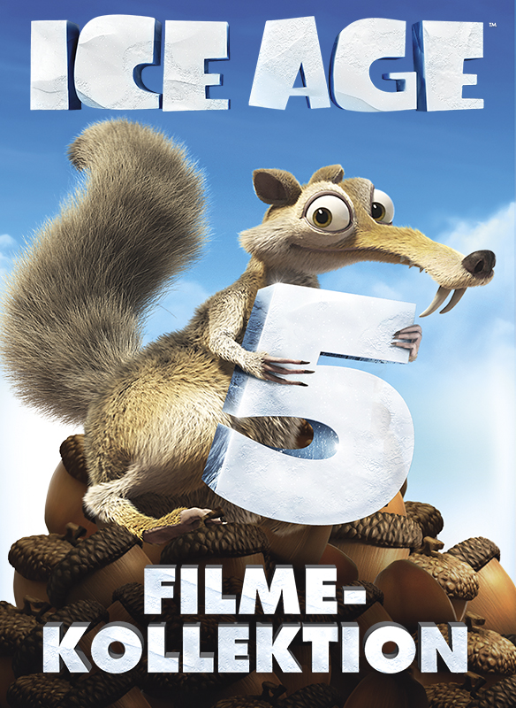Ice Age 5 Filme-Kollektion stream