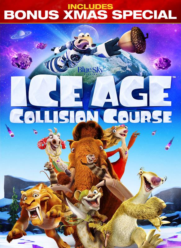 Ice Age 5: Kollision voraus + Ice Age: eine coole Bescherung stream