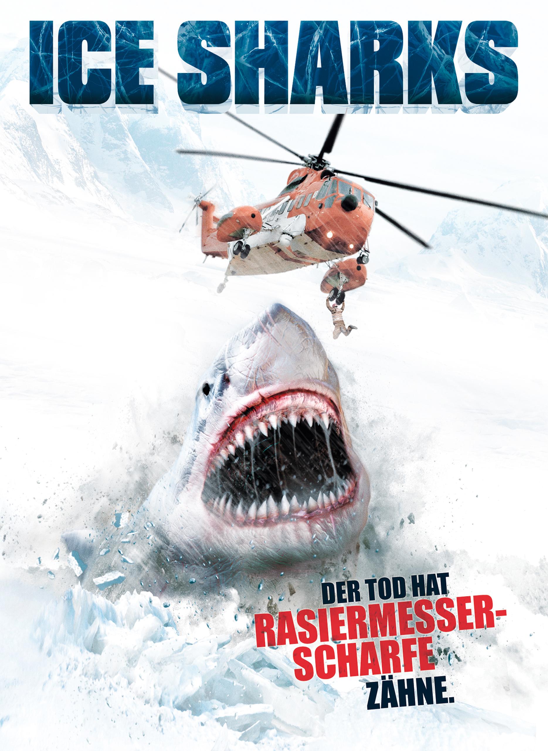 Ice Sharks - Der Tod hat rasiermesserscharfe Zähne stream
