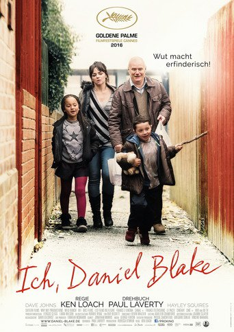 Ich, Daniel Blake stream
