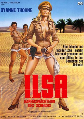 Ilsa: Haremswächterin Des Ölscheichs stream