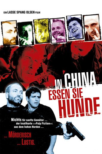 In China essen sie Hunde Stream