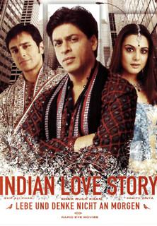 Indian Love Story - Lebe und denke nicht an morgen stream