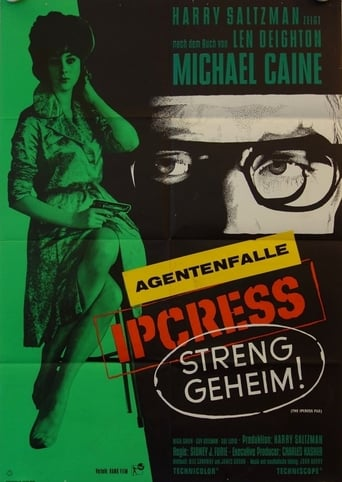 Ipcres-Streng Geheim Stream