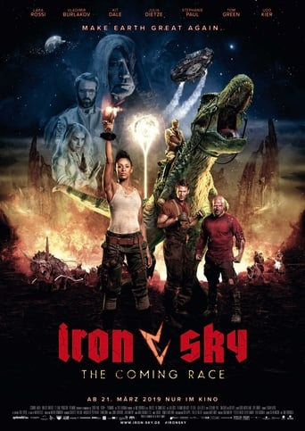 Iron Sky: The Coming Race stream