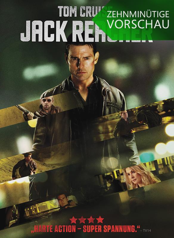 Jack Reacher (10 Min. Preview) stream