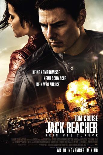 Jack Reacher: Kein Weg Zurück - stream