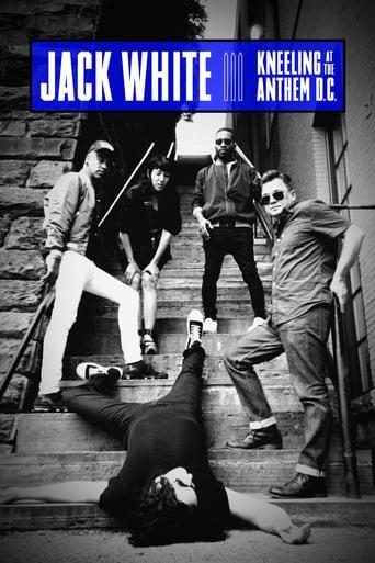 Jack White: Kneeling At The Anthem D.C. stream