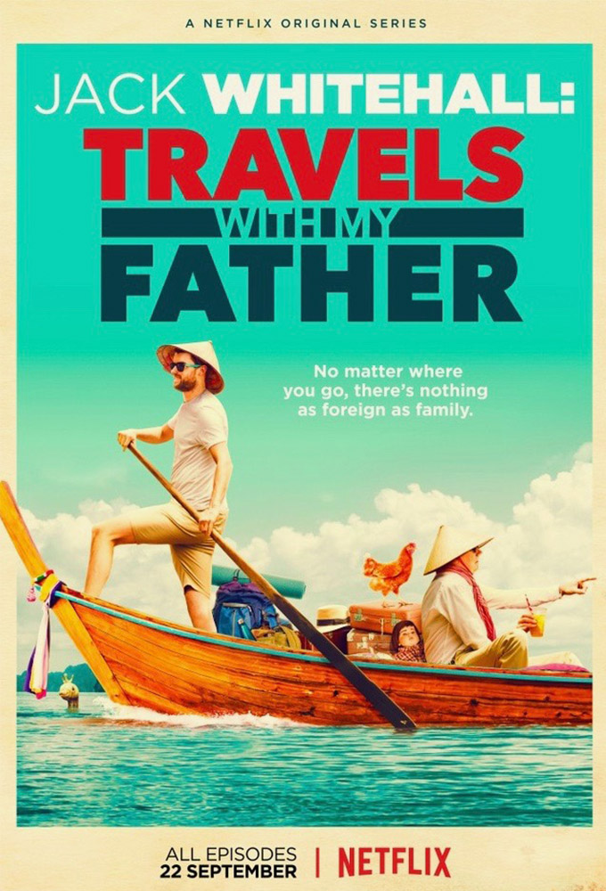 Jack Whitehall: Travels with My Father Stream