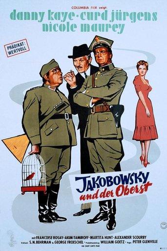 Jakobowsky Und Der Oberst stream