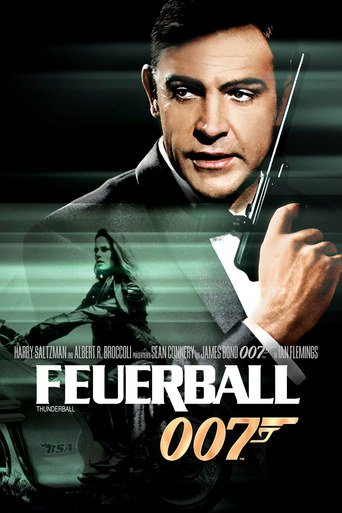 James Bond 007 - Feuerball stream