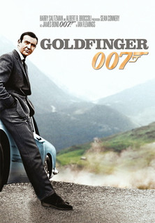 James Bond 007 - Goldfinger stream