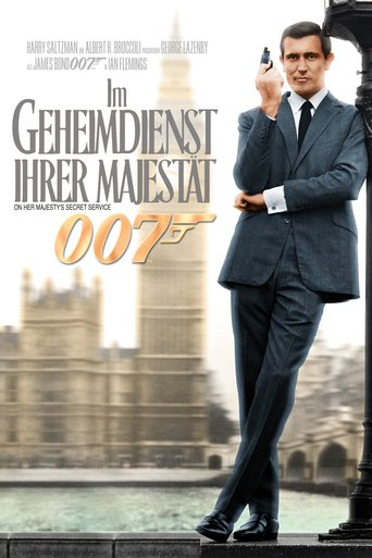 JAMES BOND 007 - IM GEHEIMDIENST IHRER MAJESTÄT stream