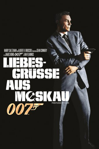 James Bond 007 - Liebesgrüße aus Moskau stream
