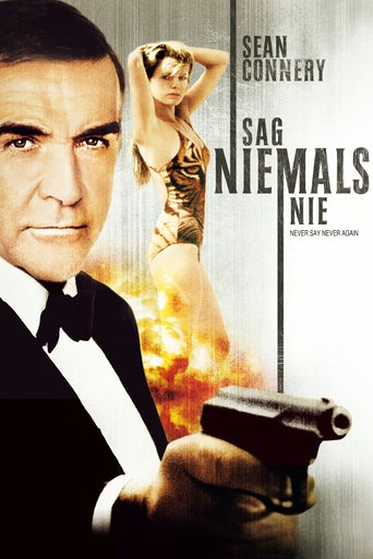 James Bond 007 - Sag niemals nie stream