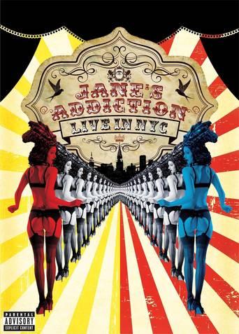 Jane's Addiction - Live In NYC stream