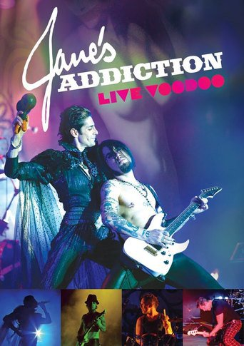Jane's Addiction - Live Voodoo stream