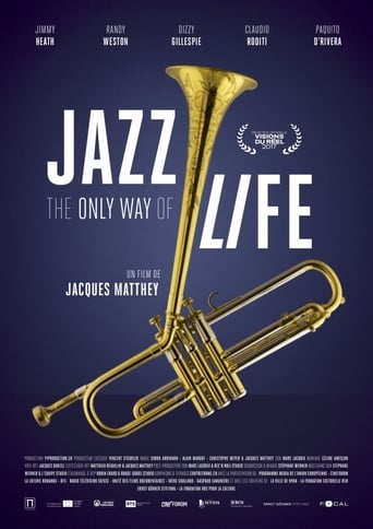 Jazz: The Only Way of Life stream