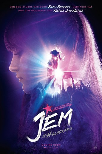 Jem and the Holograms - stream