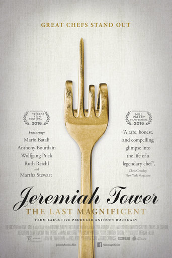 Jeremiah Tower: The Last Magnificent stream