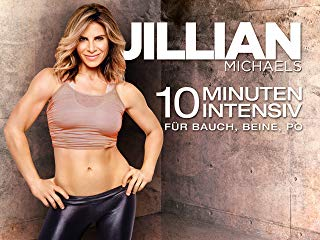 Jillian Michaels: 10 Minuten Intensiv stream