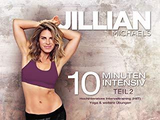 Jillian Michaels: 10 Minuten Intensiv Teil 2 stream