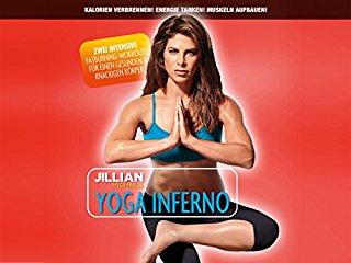 Jillian Michaels- Yoga Inferno - stream