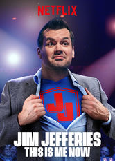 Jim Jefferies: This Is Me Now stream